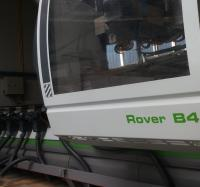 CNC Frees Rover B